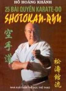 sach 25 bai quyen karate 216x300 6 cuốn sách hay về Karate giúp bạn rèn luyện ý chí cũng như tinh thần