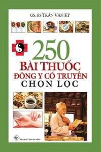 sach 250 bai thuoc dong y co truyen chon loc 199x300 10 cuốn sách hay về đông y giúp hiểu thêm về cơ thể và phòng tránh bệnh tật