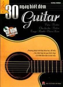 sach 30 ngay biet dem guitar 217x300 9 cuốn sách hay về Guitar rõ ràng, dễ hiểu