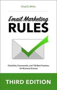 sach Email Marketing Rules 189x300 5 cuốn sách hay về Email Marketing giúp bạn nâng cao doanh số, lợi nhuận