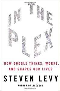 sach In The Plex 199x300 5 cuốn sách hay về Google tạo nguồn cảm hứng bất tận
