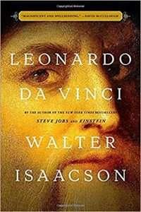 sach Leonardo Da Vinci Walter Isaacson 200x300 8 cuốn sách hay về Leonardo Da Vinci, thiên tài vĩ đại của thế giới