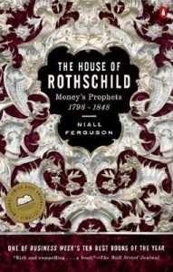 sach The House of Rothschild 191x300 5 sách hay về gia tộc Rothschild quyền lực và giàu có bậc nhất trên thế giới