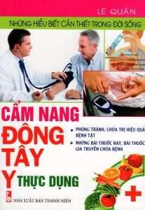 sach cam nang dong tay y thuc dung 207x300 10 cuốn sách hay về đông y giúp hiểu thêm về cơ thể và phòng tránh bệnh tật
