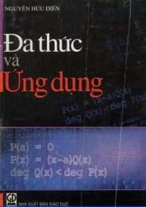 sach da thuc va ung dung 211x300 4 cuốn sách hay về đa thức đầy hữu ích