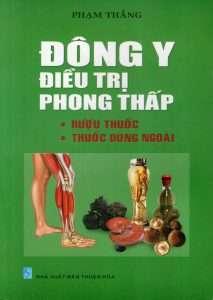 sach dong y va dieu tri phong thap 213x300 10 cuốn sách hay về đông y giúp hiểu thêm về cơ thể và phòng tránh bệnh tật