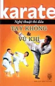 sach karate nghe thuat thi dau tay khong va vu khi 194x300 6 cuốn sách hay về Karate giúp bạn rèn luyện ý chí cũng như tinh thần