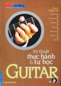 sach ky thuat thuc hanh va tu hoc guitar 214x300 9 cuốn sách hay về Guitar rõ ràng, dễ hiểu