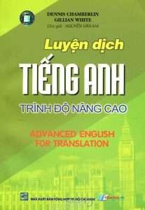 sach luyen dich tieng anh trinh do nang cao 207x300 11 cuốn sách hay về dịch thuật phục vụ cho công tác học tập và dịch thuật của bạn