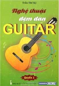 sach nghe thuat dem dan guitar 207x300 9 cuốn sách hay về Guitar rõ ràng, dễ hiểu
