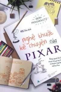 sach nghe thuat ke chuyen cua pixar 201x300 11 quyển sách hay về điện ảnh đáng đọc nhất