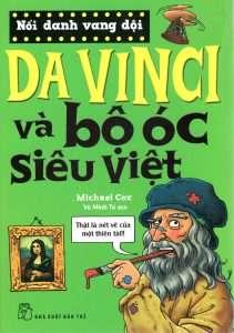 sach noi danh vang doi davinci va bo oc sieu viet 211x300 8 cuốn sách hay về Leonardo Da Vinci, thiên tài vĩ đại của thế giới
