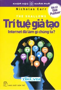 sach tri tue gia tao 205x300 6 cuốn sách hay về trí tuệ nhân tạo dự đoán nhiều viễn cảnh trong tương lai