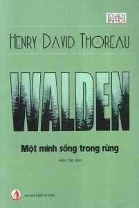 sach walden mot minh song trong rung 201x300 49 quyển sách hay nên đọc trong đời