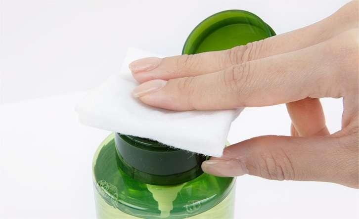 Nước Tẩy Trang Cho Da Dầu Mụn Innisfree Green Tea Cleansing Water 2