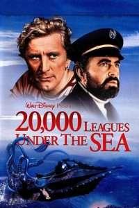 phim 20000 Leagues Under the Sea 1954 200x300 7 phim hay về thủy quái hấp dẫn người xem