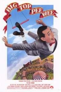 phim Big Top Pee wee 1988 199x300 7 phim hay về rạp xiếc đầy hấp dẫn