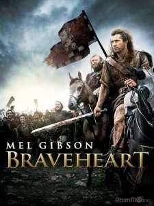 phim Braveheart 1995 225x300 12 phim hay về lịch sử đáng xem trong đời