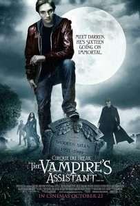 phim Cirque Du Freak The Vampires Assistant 203x300 7 phim hay về rạp xiếc đầy hấp dẫn