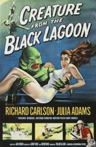 phim Creature From The Black Lagoon 196x300 7 phim hay về thủy quái hấp dẫn người xem