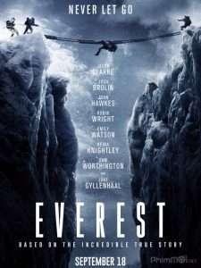 phim Everest 2015 225x300 8 phim hay về Everest dựa trên những câu chuyện thực tế