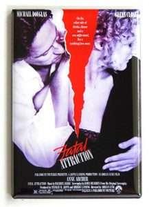 phim Fatal Attraction 217x300 19 phim hay về tâm lý học mở rộng tâm trí người xem