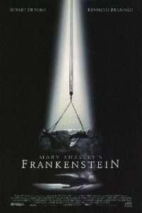 phim Frankenstein 1994 201x300 8 phim hay về Frankenstein định hình nỗi sợ của chúng ta