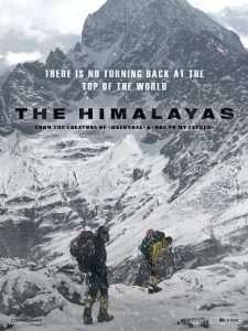 phim Himalayas 2016 225x300 8 phim hay về Everest dựa trên những câu chuyện thực tế