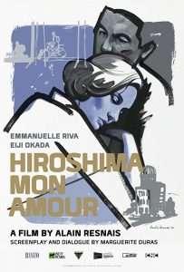 phim Hiroshima Mon Amour 203x300 7 phim hay về Hiroshima đau thương và mãnh liệt