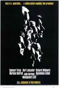 phim Judgment at Nuremberg 203x300 12 phim hay về lịch sử đáng xem trong đời