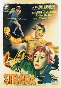 phim La Strada 1954 208x300 7 phim hay về rạp xiếc đầy hấp dẫn