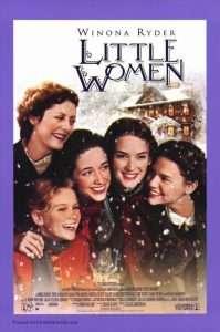 phim Little Women 1994 199x300 15 phim hay dành cho mọt sách tràn đầy cảm xúc của văn thơ, hội họa, điện ảnh, âm nhạc