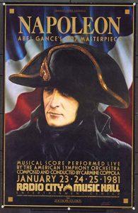 phim Napoléon 1927 195x300 4 phim hay về Napoléon Bonaparte, nhân vật lịch sử có một không hai