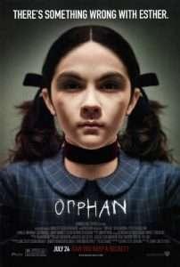 phim Orphan 202x300 19 phim hay về tâm lý học mở rộng tâm trí người xem