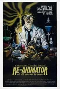 phim Re Animator 1985 205x300 8 phim hay về lai tạo hấp dẫn người xem