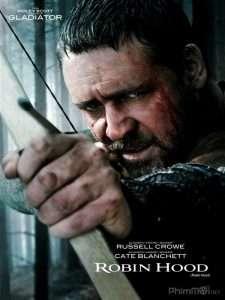 phim Robin Hood 2010 225x300 5 phim hay về Robin Hood, chàng hiệp sĩ nghĩa hiệp của nước Anh