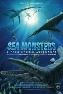 phim Sea Monsters a Prehistoric Adventure 202x300 7 phim hay về thủy quái hấp dẫn người xem