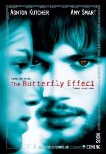 phim The Butterfly Effect 2004 207x300 10 phim hay về hiệu ứng cánh bướm nhấn mạnh sự quan trọng hành động, lời nói và tư tưởng của mỗi người