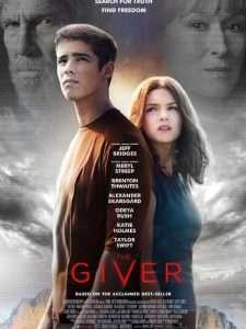 phim The Giver 2014 225x300 10 phim hay về ký ức xem cho người xem nhiều bài học giá trị về cuộc sống