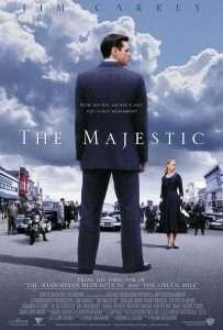 phim The Majestic 2001 203x300 10 phim hay về mất trí nhớ đan xen giữa quá khứ và hiện tại