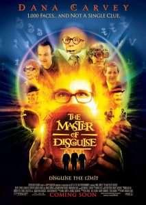 phim The Master Of Disguise 213x300 4 phim hay về hóa trang hài hước, thú vị