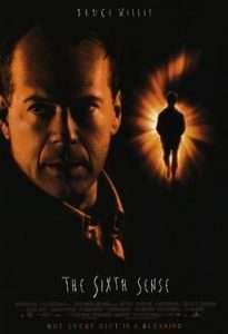 phim The Sixth Sense 205x300 19 phim hay về tâm lý học mở rộng tâm trí người xem