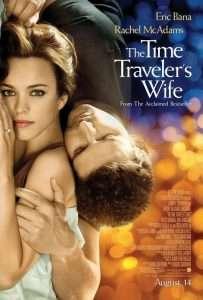 phim The Time Travelers Wife 203x300 10 phim hay về hiệu ứng cánh bướm nhấn mạnh sự quan trọng hành động, lời nói và tư tưởng của mỗi người