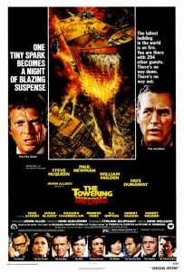 phim The Towering Inferno 203x300 6 phim hay về hỏa hoạn kinh hoàng
