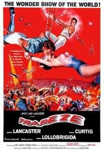 phim Trapeze 1956 206x300 7 phim hay về rạp xiếc đầy hấp dẫn