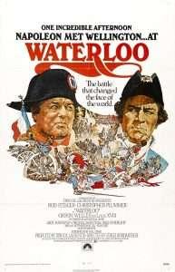 phim Waterloo1970 193x300 4 phim hay về Napoléon Bonaparte, nhân vật lịch sử có một không hai