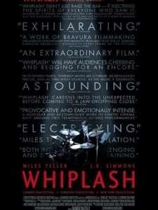 phim Whiplash 2014 225x300 9 phim hay về Jazz làm say lòng người xem