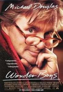 phim Wonder Boys 206x300 15 phim hay dành cho mọt sách tràn đầy cảm xúc của văn thơ, hội họa, điện ảnh, âm nhạc