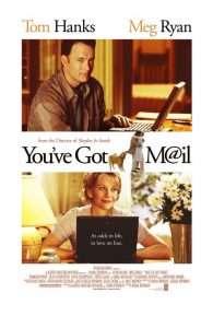 phim Youve Got Mail 1998 195x300 15 phim hay dành cho mọt sách tràn đầy cảm xúc của văn thơ, hội họa, điện ảnh, âm nhạc