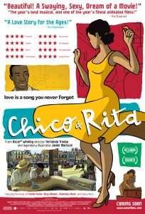 phim chico and rita 204x300 9 phim hay về Jazz làm say lòng người xem
